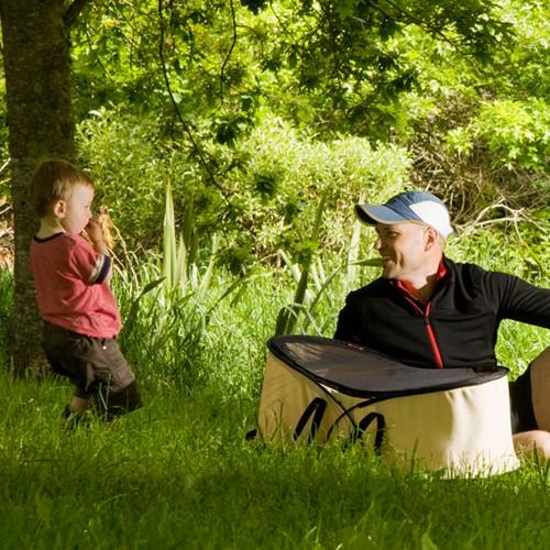 Детский манеж Phil and Teds Кроватка-сумка для путешествий 2 в 1 Phil...